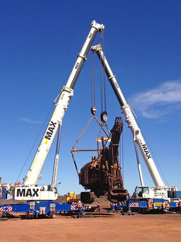 Crane Hire Port Augusta