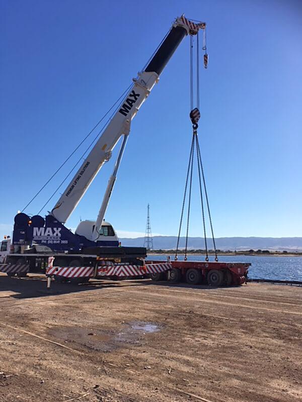 Crane Hire Port Pirie – Max Cranes