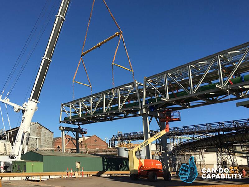 Crane Hire Port Pirie - Max Cranes