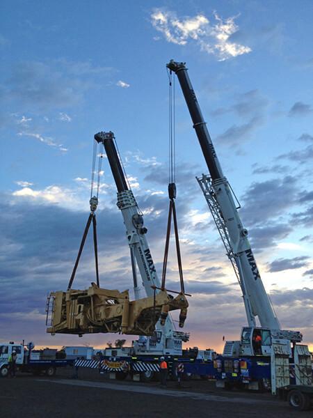 Heavy Industrial – Max Cranes