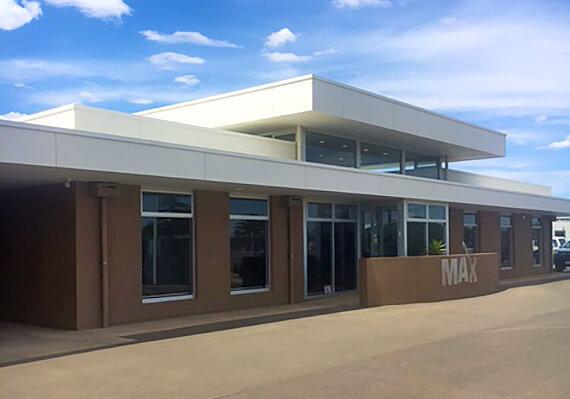 Max Cranes Port Augusta Depot
