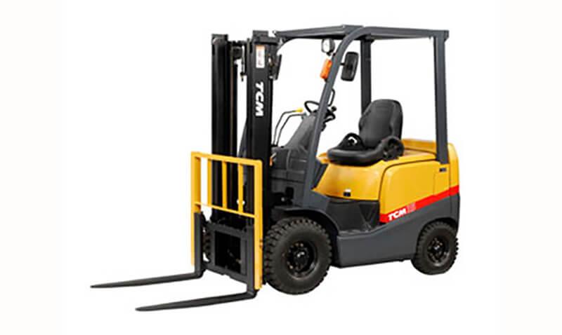 BPF TCM FD30 Forklift - MAX Cranes