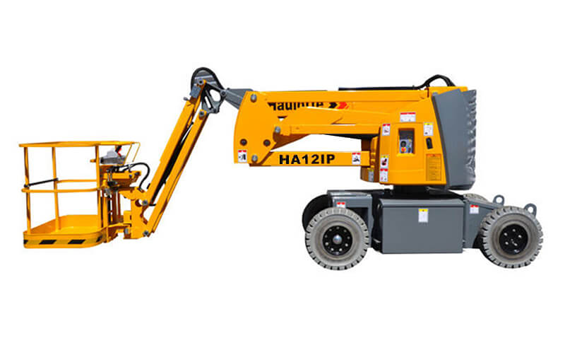 Haulotte HA12ip Articulating Boom Lift - MAX Cranes