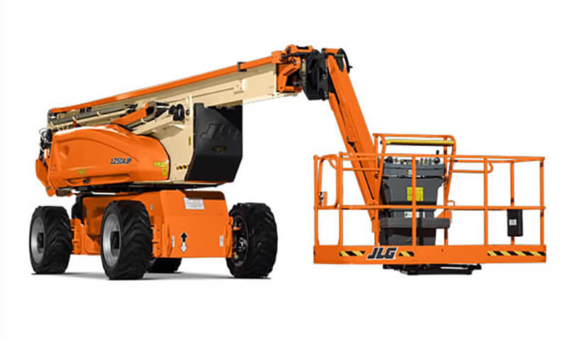 JLG 1250AJP Articulated Boom Lift - MAX Cranes