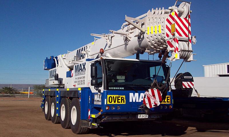 Liebherr LTM 1070-4.1 - MAX Cranes