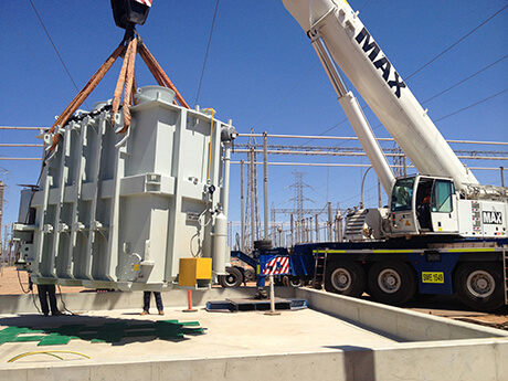 Mega Lift Australia - MAX Cranes