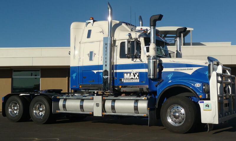 Prime Movers - MAX Cranes