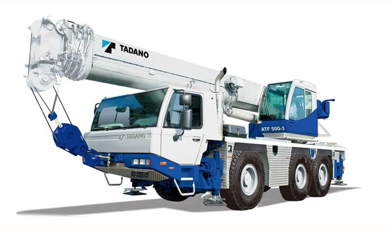 Tadano ATF50G-3 - MAX Cranes