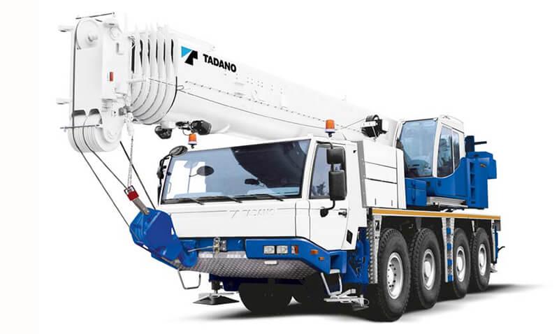 Tadano ATF70G-4 - MAX Cranes
