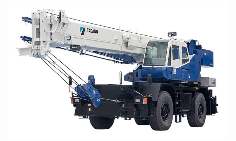 Tadano Rough Terrain GR-500EX - MAX Cranes