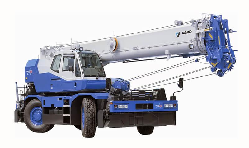 Tadano Rough Terrain GR250N - MAX Cranes