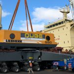 Shipping Crane Assembly - Whyalla Docks