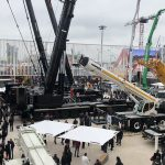 Liebherr Customer Day, Bauma Germany\
