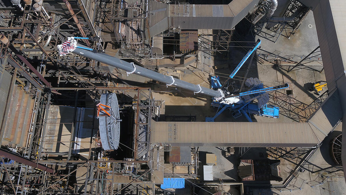 Crane Hire Adelaide Liebherr LTM 11200 - MAX Cranes