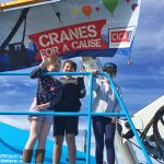 Cranes for a Cause