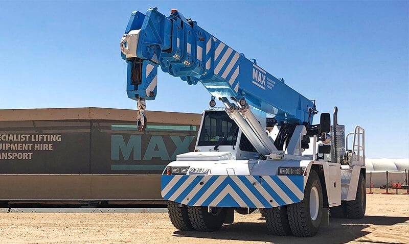 Franna MAC25 25 Tonne Crane