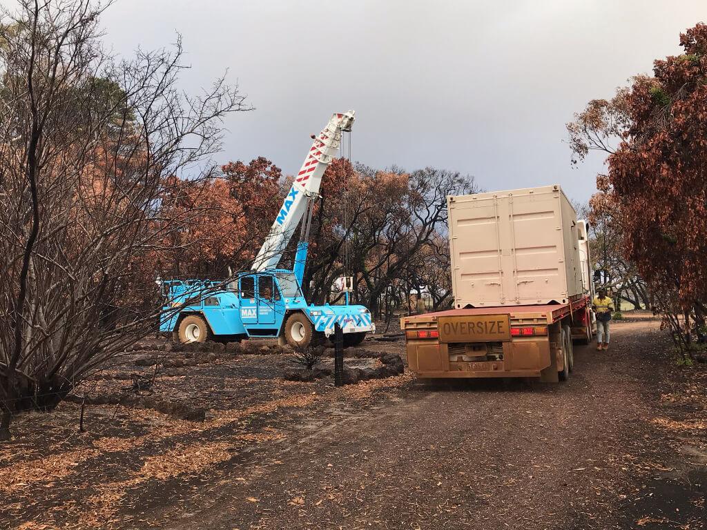 Kangaroo Island Bushfire Support