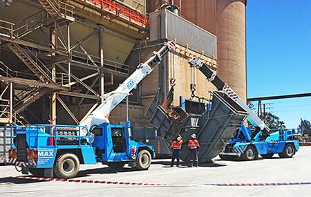 Adelaide Brighton Cement Plant Shutdown