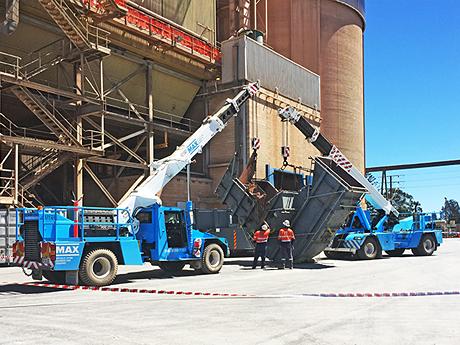 Adelaide Brighton Plant Shutdown