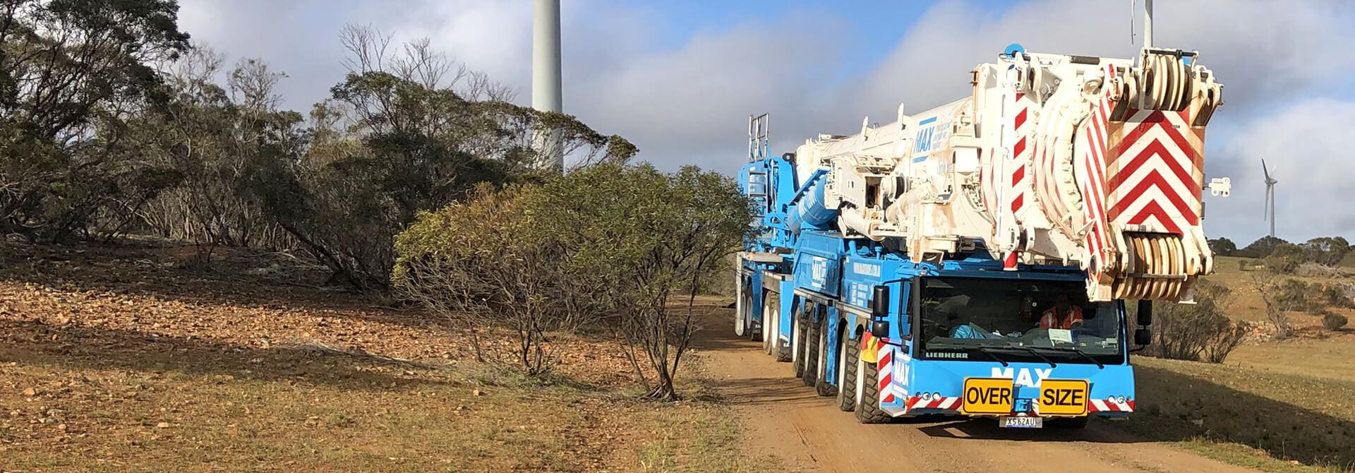 Crane Hire Adelaide