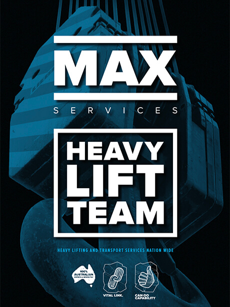 Heavy Lift Team Brochure