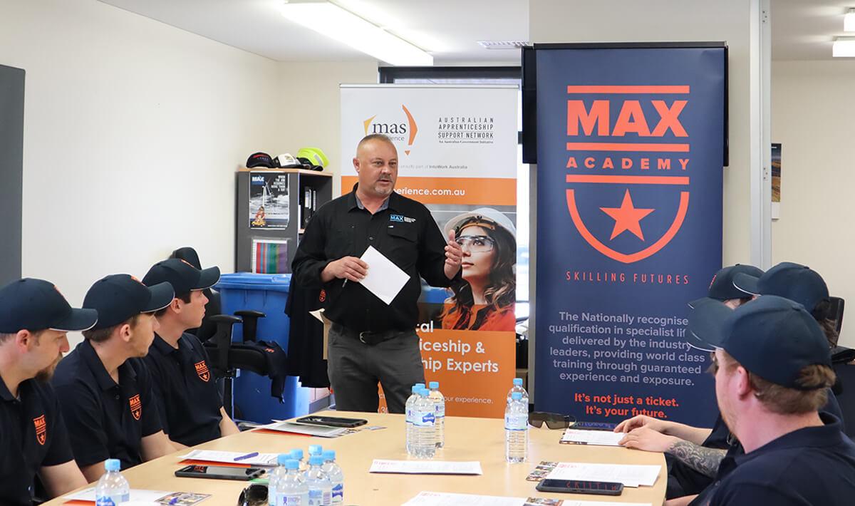 Lou Sapio - MAX Academy