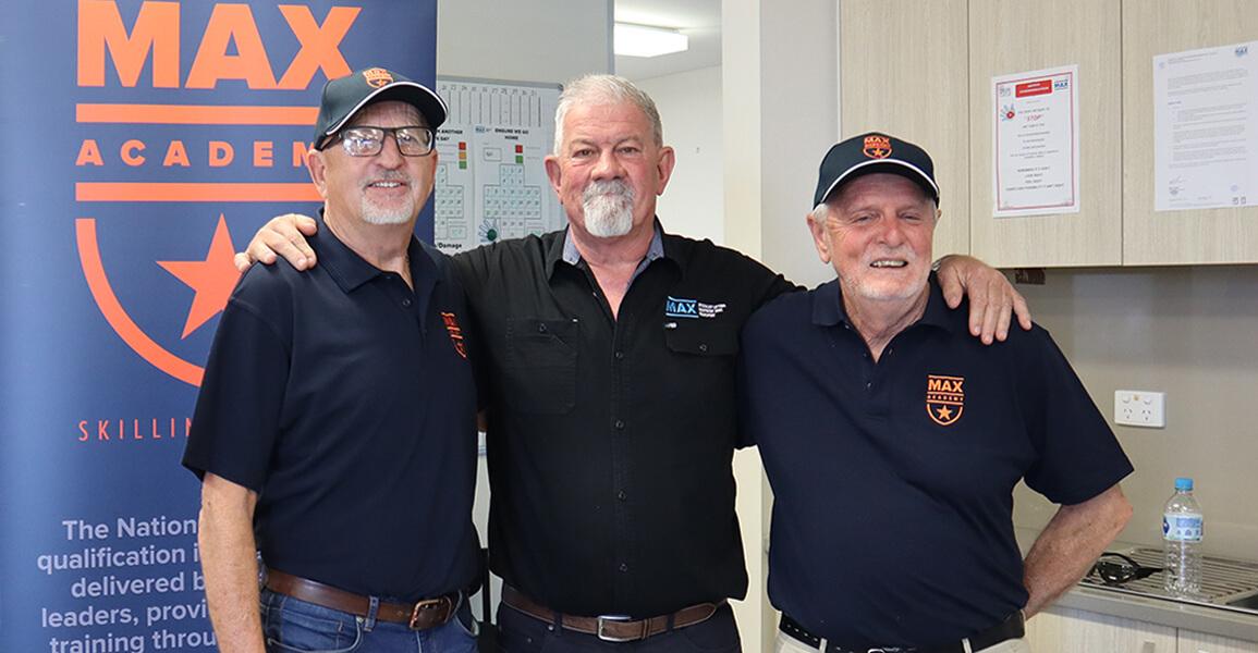 MAX original trainers